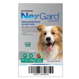 Nexgard 10.1-25 kg
