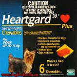 HeartGard Plus 0-11 KG