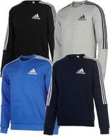 ✔  Adidas 3Stripes Herren Sweatshirt Pullover Rundhals