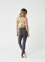 Organic Yoga Legging Graphitgrau