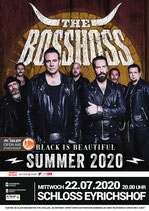 The BossHoss - Black is beautiful Tour 2020
