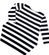 Kleid stripes