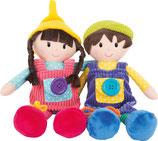 """Puppen """"Noah & Emma"""""""