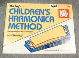 William Bay - Children's Harmonica Nethod