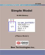 ニッケル水素電池モデル