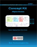 コンセプトキット・バイポーラ・ステッピングモータ制御回路