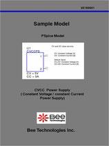 CVCC電源モデル