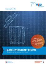 """Information 96 """"ABFALLWIRTSCHAFT DIGITAL"""" Beispiele aus der kommunalen Praxis"""
