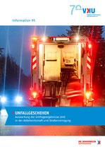 """Information 95 """"Unfallgeschehen"""" Auswertung der Umfrageergebnisse 2018 in der Abfallwirtschaft und Straßenreinigung"""