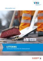 """Information 100: """"Littering"""" - Kommunale Maßnahmen für Stadtsauberkeit"""