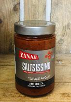 Saltsissimo Tomatensauce mit Feta 400g