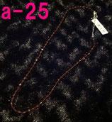 商品名 ネックレスa-25-30