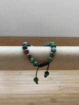 Mala/Armband Agaat