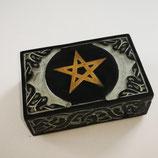 Tarot Dose Pentagramm