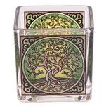 Teelichtglas Baum des Lebens
