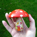 Ruby Red Toadstool
