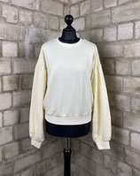 Sweater light yellow