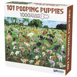 101 Hunde Puzzle