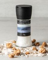 MEERSALZ Grobkörnig 70g in der Salzmühle