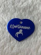 """Soulhorse-Marke """"Sportskanone"""""""