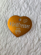 """Soulhorse-Marke """"Geldfresser"""""""