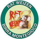 RAT WEIZEN 33 cl - Birrificio Montegioco