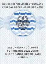 Short Range Certificate (SRC)  und das UKW-Sprechfunkzeugnis Binnen (UBI) online-Kurs - Variante 1