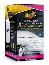 Meguiar's schoonmaakset Ultimate Snow Foam Cannon Kit 7-delig
