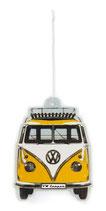 VW Camper Yellow