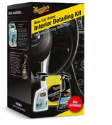 Meguiar's New Car Scent Interior Detailing Kit