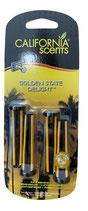 California Scents Vent Stick - Golden State Delight