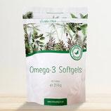 Omega-3-Fischöl, 300 Softgels