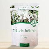 Chlorella, 500g, 2.000 Tabletten á 250mg