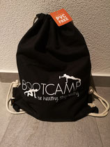 organic cotton Sports bag with Logo