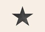 Tafel Stern klein