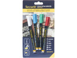Securit Kreidemarker ORIGINAL SMALL, 4er Set