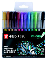 Gelly Roll Set Metallic