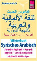 Kauderwelsch Wörterbuch Syrisches Arabisch