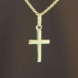 """Anhänger """"Kreuz"""" aus 585-Gelbgold"""