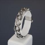 """Armkette aus Edelstahl  """"Save Brave"""""""