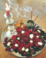 Räucherstäbchen Rose (8 Stück à 1 g)