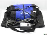 Reifenwärmer PRO 3D Digital Schwarz-Blau-Schwarz