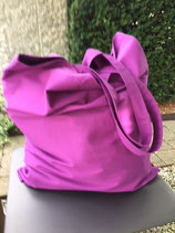 "Mehrweg Big Bag "" Viola """