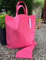 """Einkaufstasche """" pink lady """""""