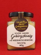 Spätlese mit Weidenröschen-honig  (140g)