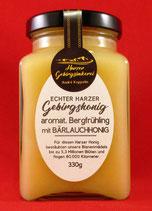 aromatischer Bergfrühling mit Bärlauchhonig (330g)