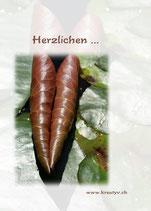 seerosenblatt herzlichen ...
