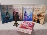 Paket Plötzlich-Reihe (4 Romane + 1 Kurzgeschichte)