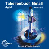 Tabellenbuch Metall - digital