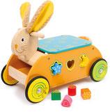 PREORDINE Primi passi Coniglio con gioco ad incastro